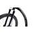 trottinette Kickbike Cross Fix Noire cross tout terrain poids 10,7kg