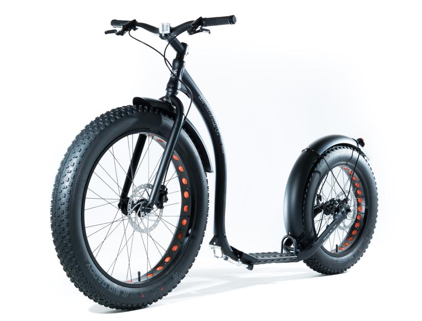 kickbike fatmax mod le expo trottinette adulte trottinette tout terrain cross trotineo 100. Black Bedroom Furniture Sets. Home Design Ideas