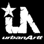 urban art logo