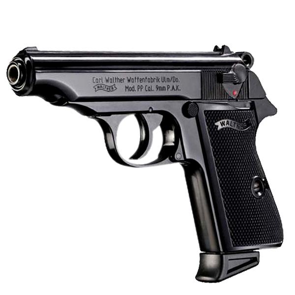 pistolet-walther-pp-bronz-profil