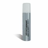 Spray décontaminant lacrymogène gaz / gel cs