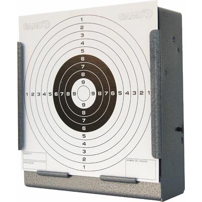 Porte cible plat 14 x 14 cm