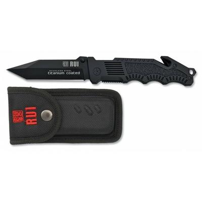 Couteau de poche RUI avec brise vitre