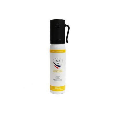 Gaz lacrymogène cs 2% 25 ml
