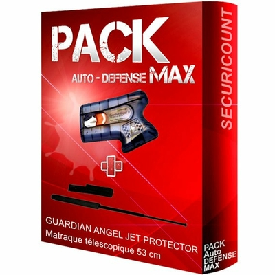 Pack AUTO-DÉFENSE MAX