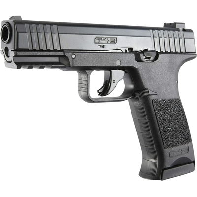 Pistolet de défense T4E TPM 1 CAL 0.43 CO2 Black - 8 coups UMAREX