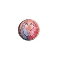 Magnet Love Birds