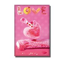 Magnet Fleurs de gourmandises - Love