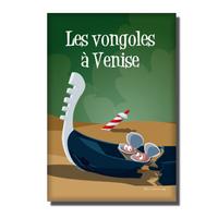Magnet Les vongoles a Venise