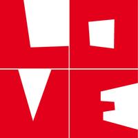 Magnets LOVE - L-O-V-E