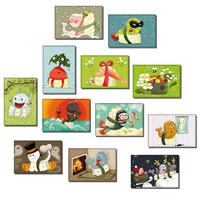 Magnets Les sushis de l'année