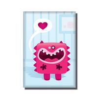 Magnet  Un amour de ptit monstre
