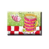 Magnet La tasse de thé