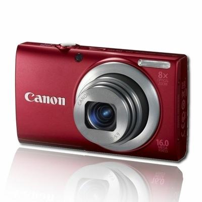 Appareil photo numérique Canon A4000 IS Rouge