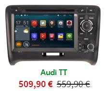 Android Wifi Audi TT