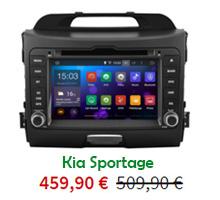 GPS Android Kia Sportage
