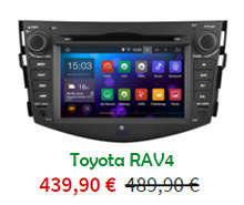 Android Toyota RAV4