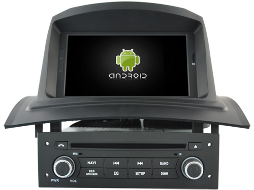 autoradio android 7 1 wifi bluetooth gps dvd megane 2 autoradio. Black Bedroom Furniture Sets. Home Design Ideas