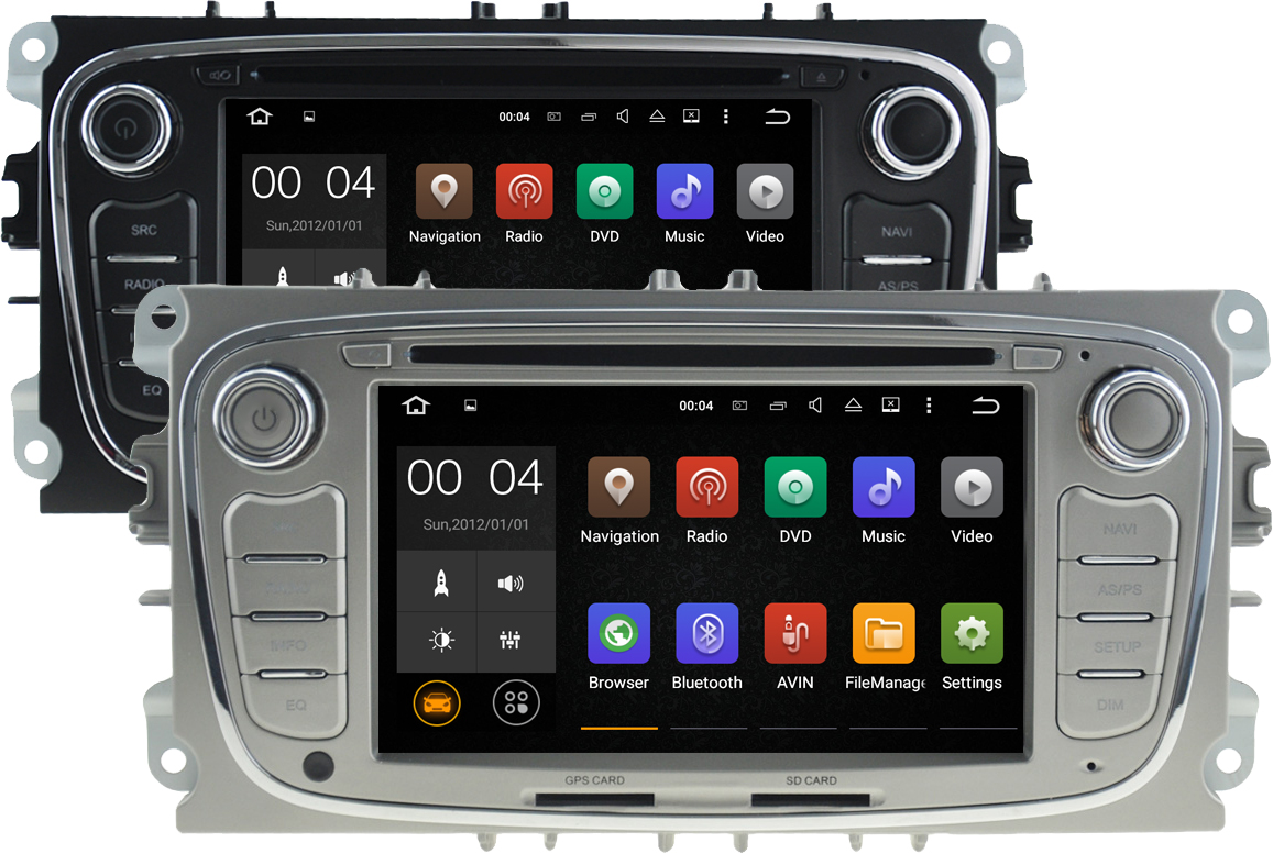 autoradio android 8 1 wifi gps ford mondeo focus s max. Black Bedroom Furniture Sets. Home Design Ideas
