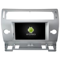 Autoradio Android 8.0 GPS Navigation internet Citroën C4 de 2004 à 2011