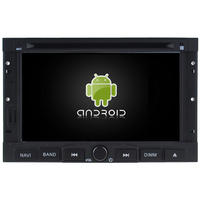 Autoradio Android 8.0 GPS Waze WIFI Peugeot 3008 et 5008