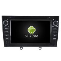 Autoradio Android 8.0 GPS DVD Bluetooth Peugeot 308 et RCZ