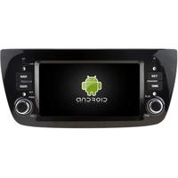 Autoradio Android 8.0 GPS écran tactile Fiat Doblo depuis 2010 (PAS de lecteur CD/DVD)
