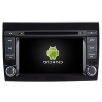 Autoradio Android 8.0 GPS Waze WIFI Fiat Bravo depuis 2007