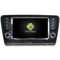 Autoradio Android 8.0 GPS Navigation Wifi Bluetooth Skoda Octavia depuis 2013