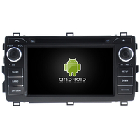 Autoradio Android 8.0 Wifi GPS Toyota Auris depuis 2013