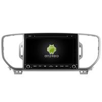 Autoradio Android 8.0 GPS écran tactile Kia Sportage depuis 2016