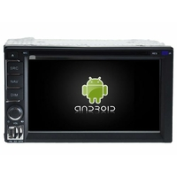 Autoradio 2-DIN universel GPS DVD Android 8.0