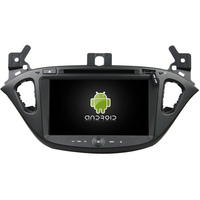 Autoradio Android 8.1 GPS tactile Mirrorlink Opel Corsa depuis 2015