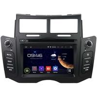 Autoradio Android 8.0 GPS Toyota Yaris de 2005 à 2011