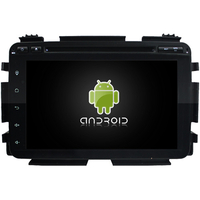 Autoradio Android 8.0 GPS écran tactile Honda HRV depuis 2015