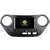 Autoradio Android 8.0 GPS tactile Mirrorlink Hyundai i10 depuis 2014