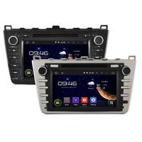 Autoradio Android 8.0 GPS Mazda 6 de 2008 à 2012