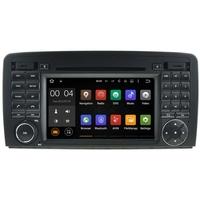 Autoradio Android 8.1 GPS Waze WIFI Mercedes Classe R de 2006 à 2012