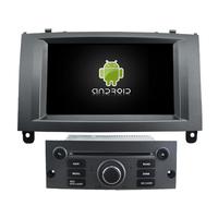 Autoradio Android 8.0 avec GPS écran tactile Peugeot 407