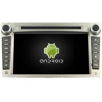 Autoradio Android 8.0 écran tactile Subaru Legacy et Outback de 2010 à 2013