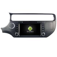 Autoradio Android 8.0 GPS Waze DVD USB Kia Rio depuis 2015