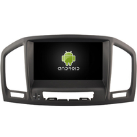 Autoradio Android 8.0 Wifi DVD GPS Bluetooth Opel Insignia de 2008 à 2011