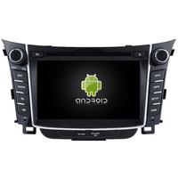 Autoradio Android 8.0 GPS Hyundai i30 depuis 2013