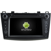 Autoradio Android 8.0 Wifi DVD GPS Mazda 3 de 2010 à 2013