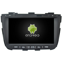 Autoradio Android 8.0 GPS Kia Sorento de 2013 à 2015