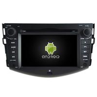 Autoradio Android 8.0 GPS Toyota Rav4 de 2006 à 2012 - Wifi USB Bluetooth Navigation Waze