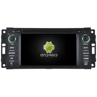 Autoradio Android 8.0 GPS Chrysler 300C, Sebring, Town & Country, Aspen depuis 2008
