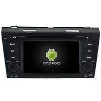 Autoradio Android 8.0 GPS Waze Bluetooth DVD Mazda 3 de 2004 à 2009