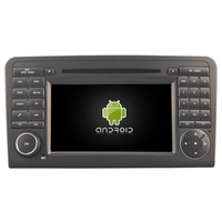 Autoradio Android 8.0 Wifi GPS Mercedes Benz ML W164 & GL X164 de 2005 à 2011