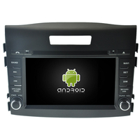 Autoradio Android 8.0 GPS Honda CR-V depuis 2012